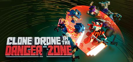 Clone Drone in the Danger Zone