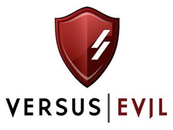 Versus Evil}'s logo