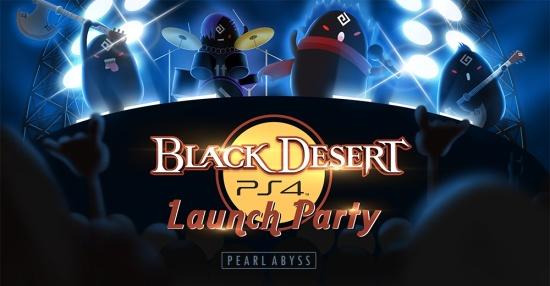 gamescom 19: Black Desert PS4 Launch Party! (VIP Access)