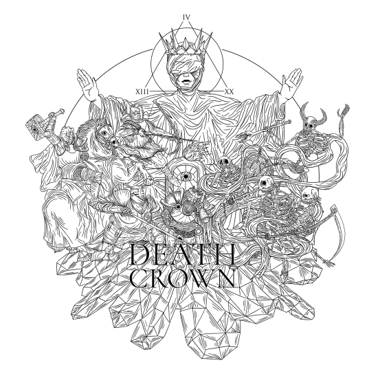 Death Crown Team}'s logo