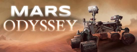 Mars Odyssey (HTC Vive)