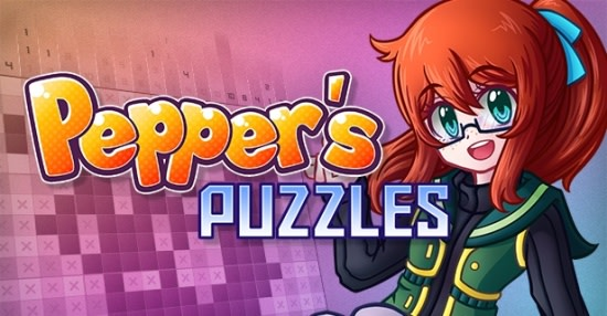 [Steam/PC] Pepper's Puzzles - Picross game